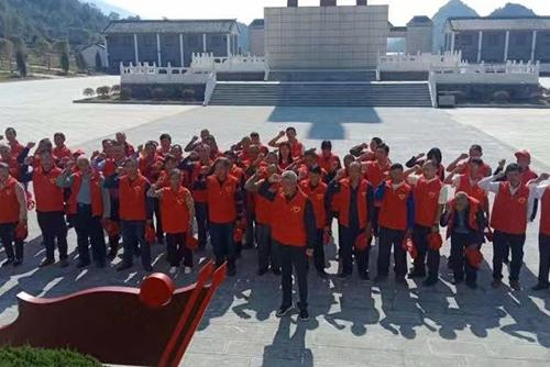 桂北红色革命培训