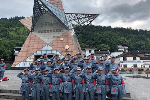 桂林红色教育培训