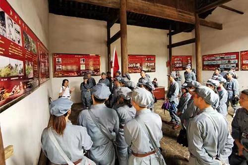 广西红色旅游教育基地