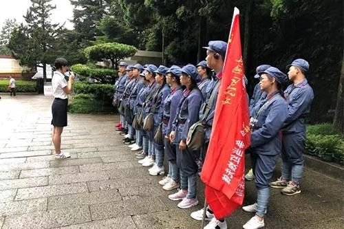 广西红色革命教育