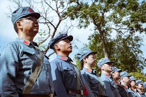 广西红色革命培训