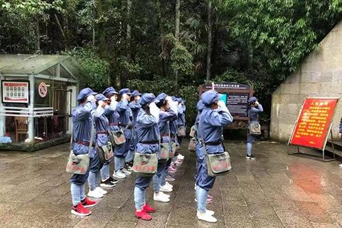 广西红色教育培训