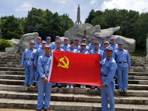 桂林红色旅游教育基地