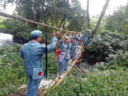 桂林红色拓展训练